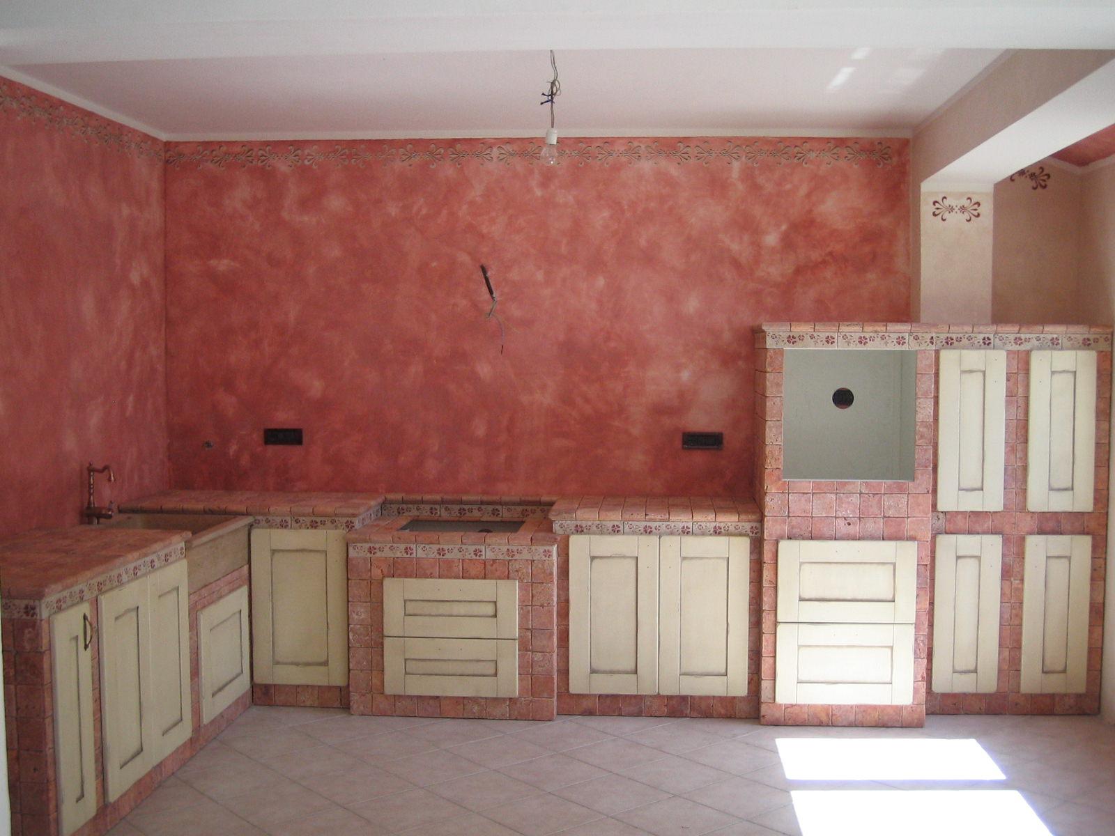 Alluminia di olim cucine in muratura a roma e provincia - Cucinini in muratura ...
