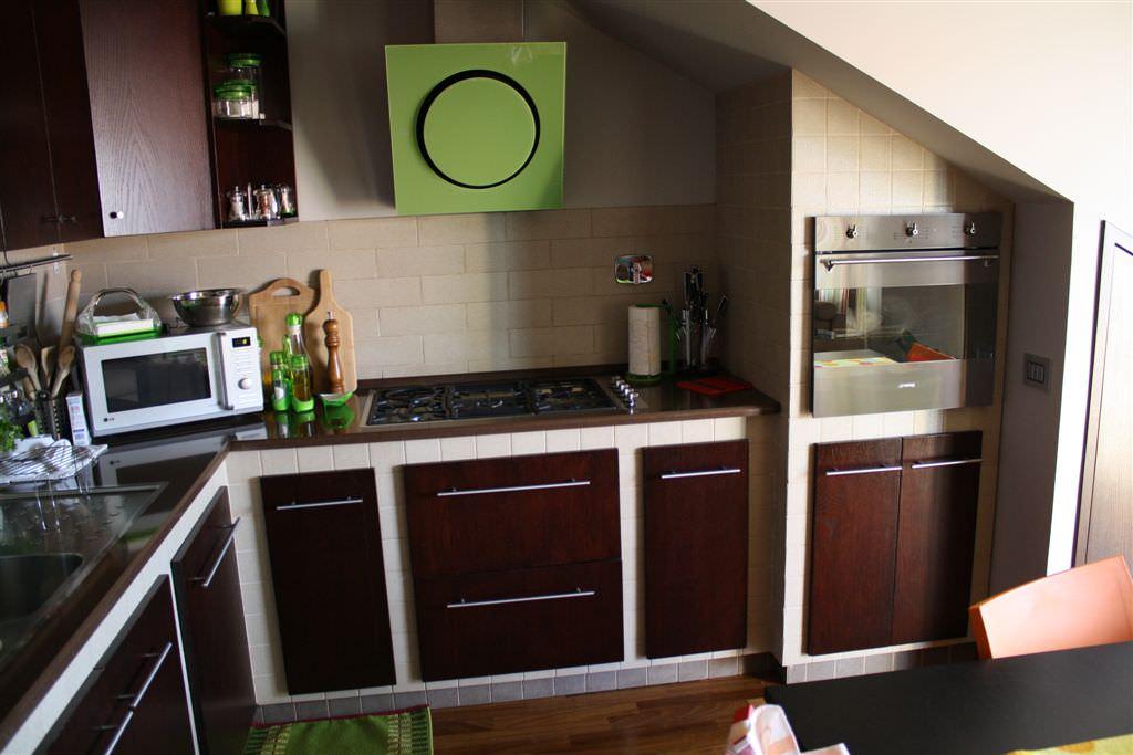 Alluminia di olim cucine in muratura a roma e provincia - Costo cucina in muratura ...
