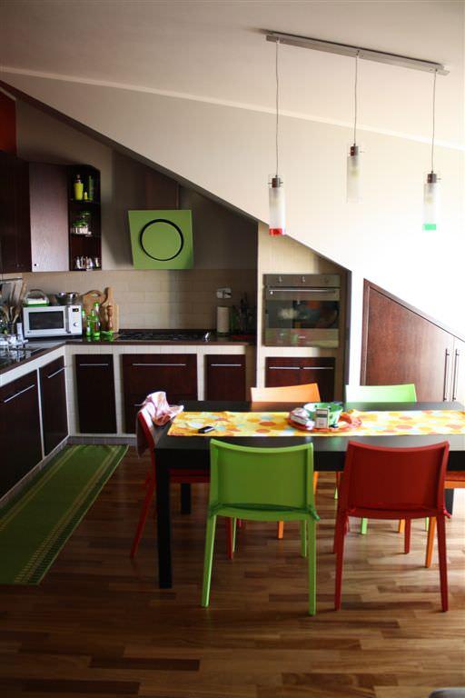 Alluminia di olim cucine in muratura a roma e provincia - Progettare cucina in muratura ...
