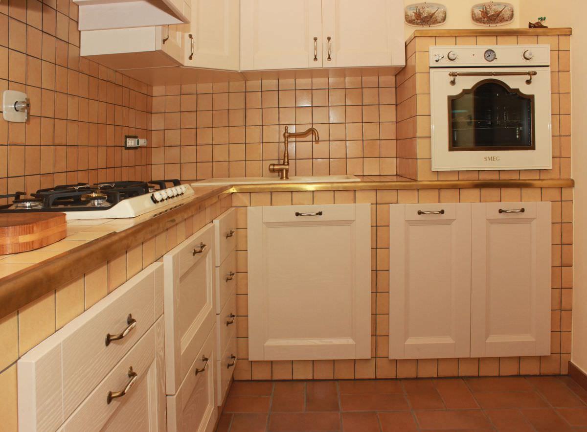 Alluminia di olim cucine in muratura a roma e provincia for Cucine in muratura