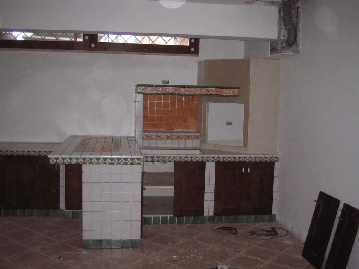 Piastrelle cucina in muratura cool best awesome piastrelle per piano cucina muratura pictures - Piastrelle per piano cucina muratura ...